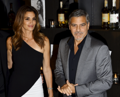 Cindy Crawford's parenting advice for George