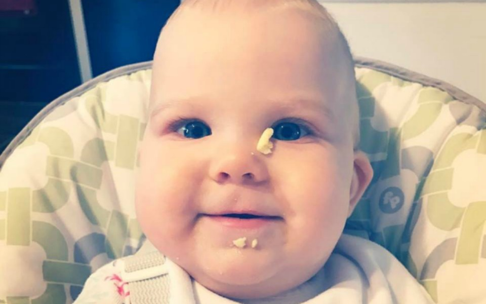 Food-Loving Baby Video Leaves Parents Laughing Out Loud
