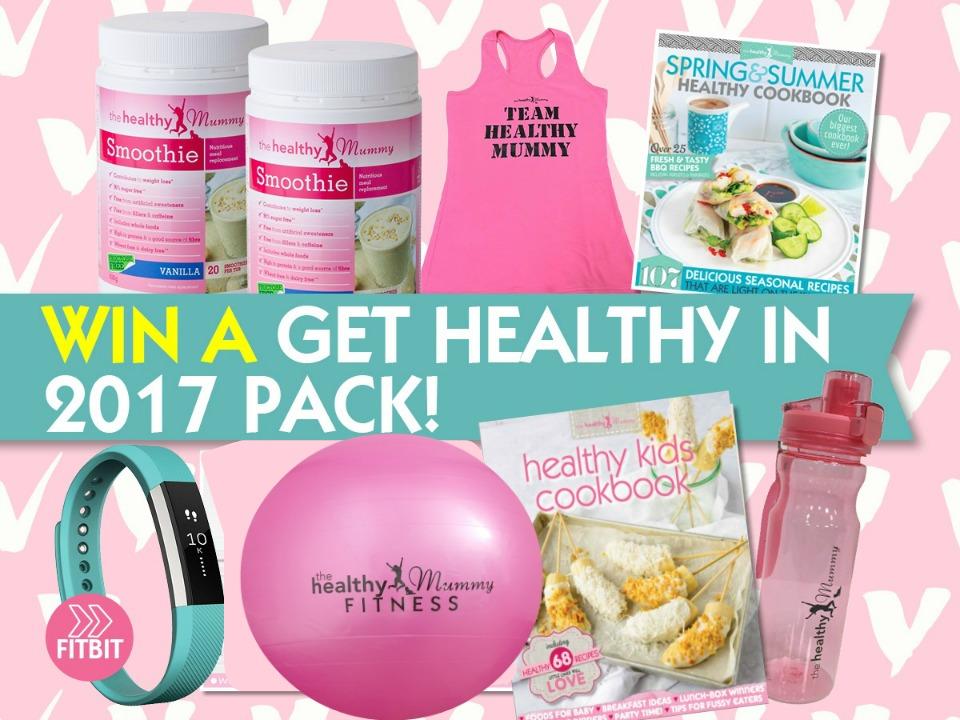 get healthy pack 2017