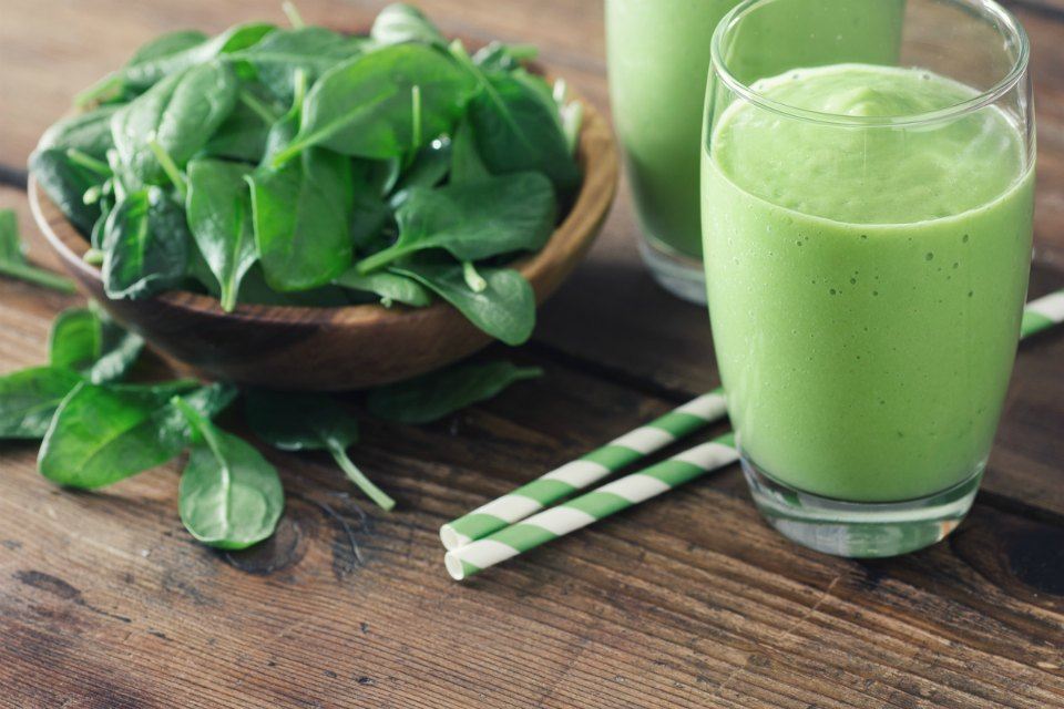 Green Lover Smoothie