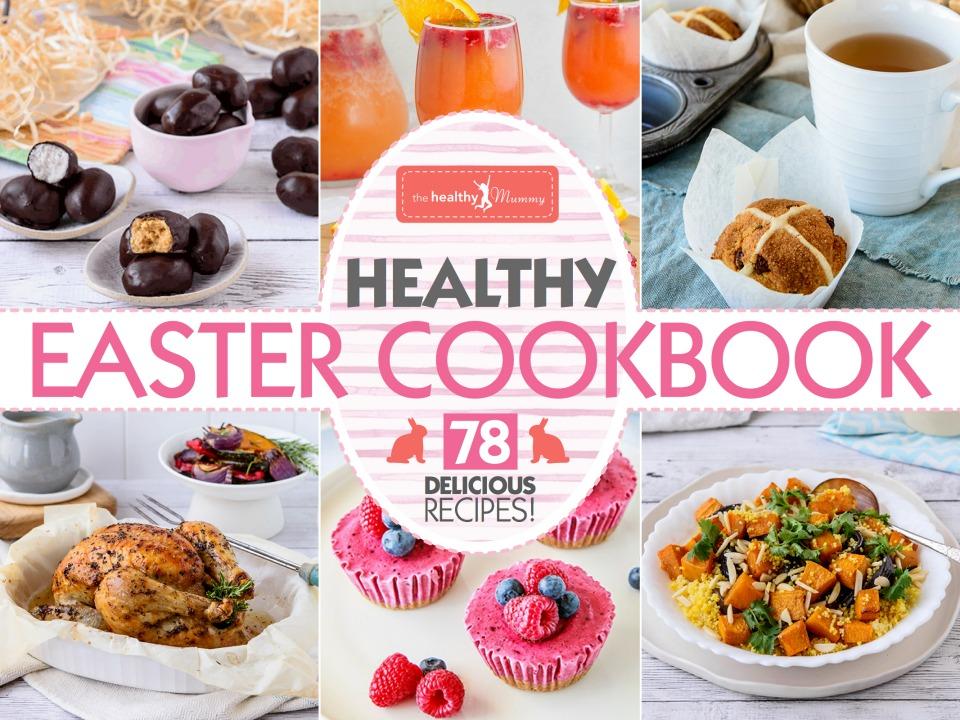 Healthy Easter Cookbook