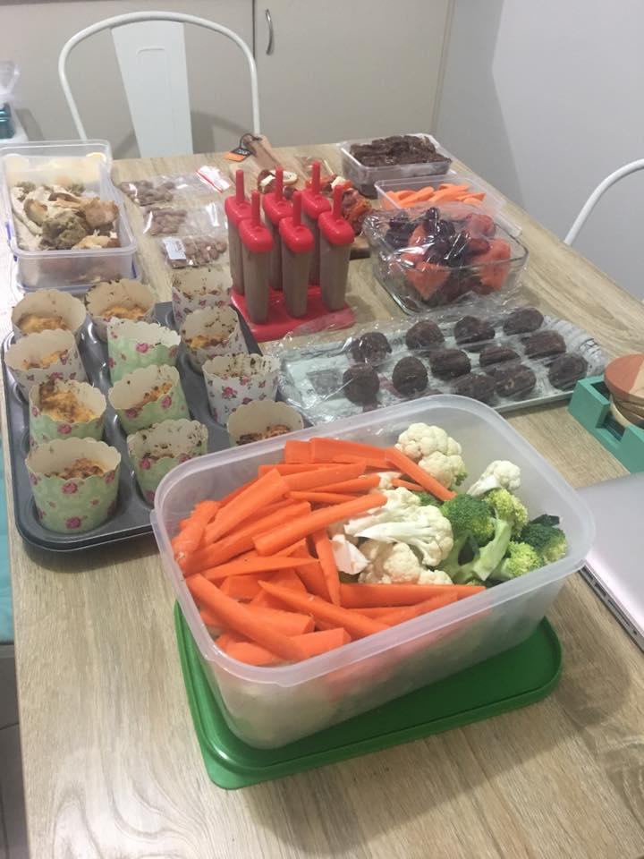 Lisa-Finnis-meal-prep-Healthy-Mummy-program