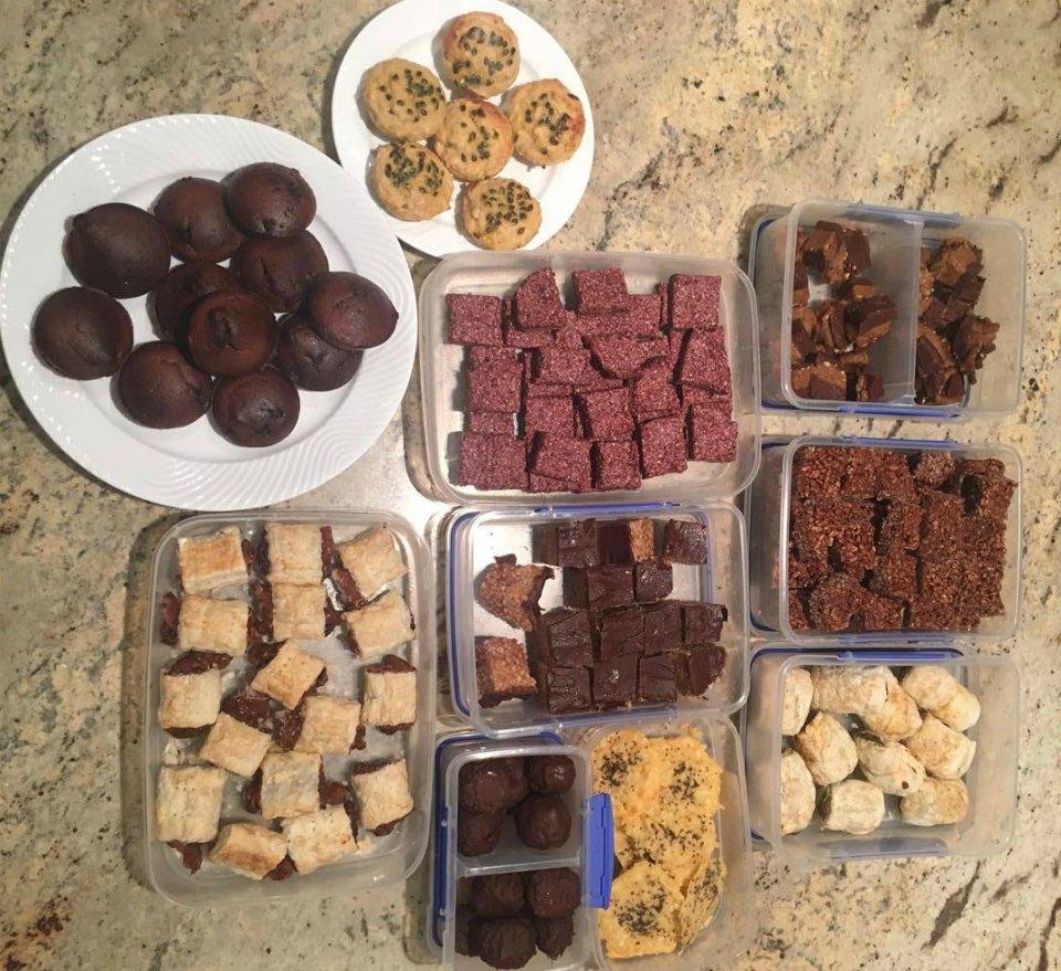 Samara snacks