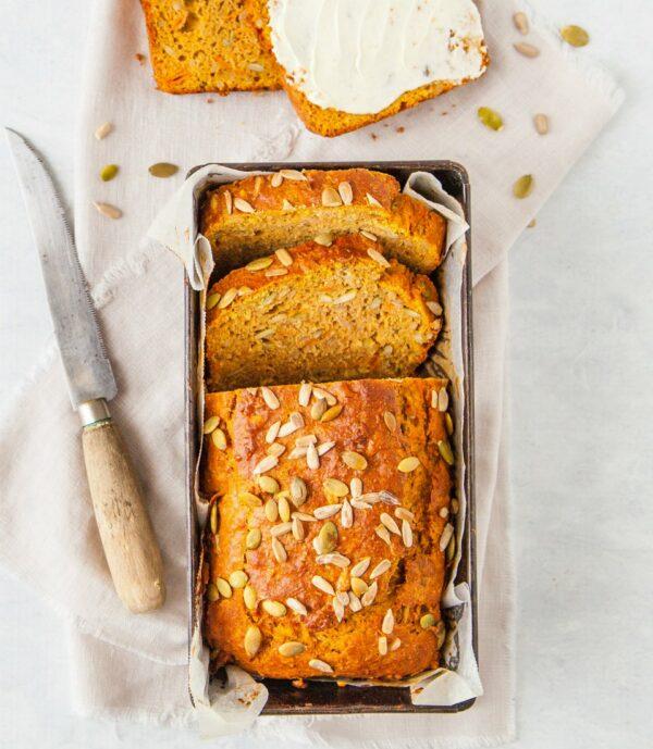 Wholemeal Sweet Potato Bread
