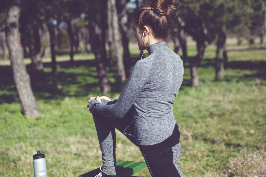 How much should you be exercising a week - even if you're feeling sore