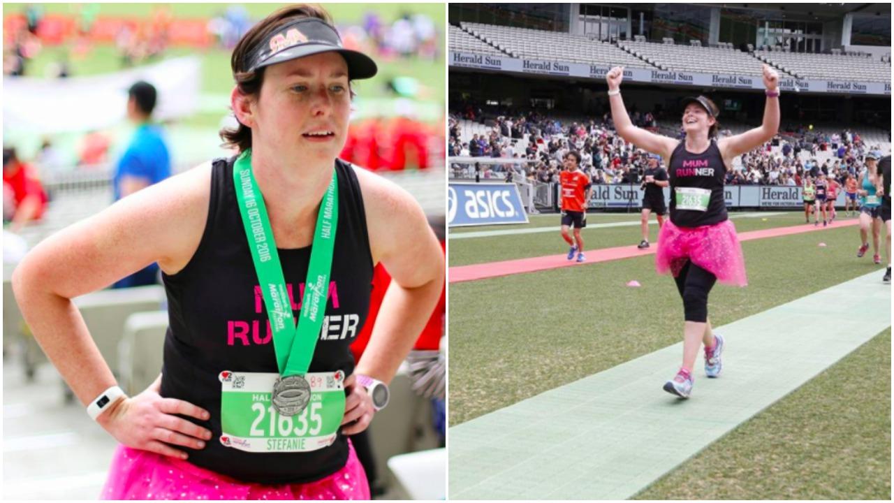 Stefanie marathon