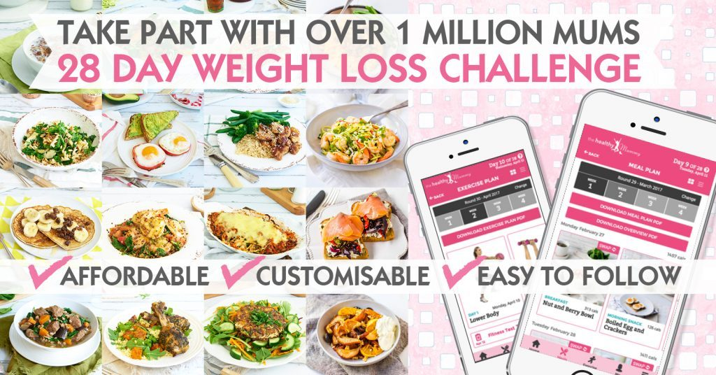 Join The 28 Day Weight Loss Challenge