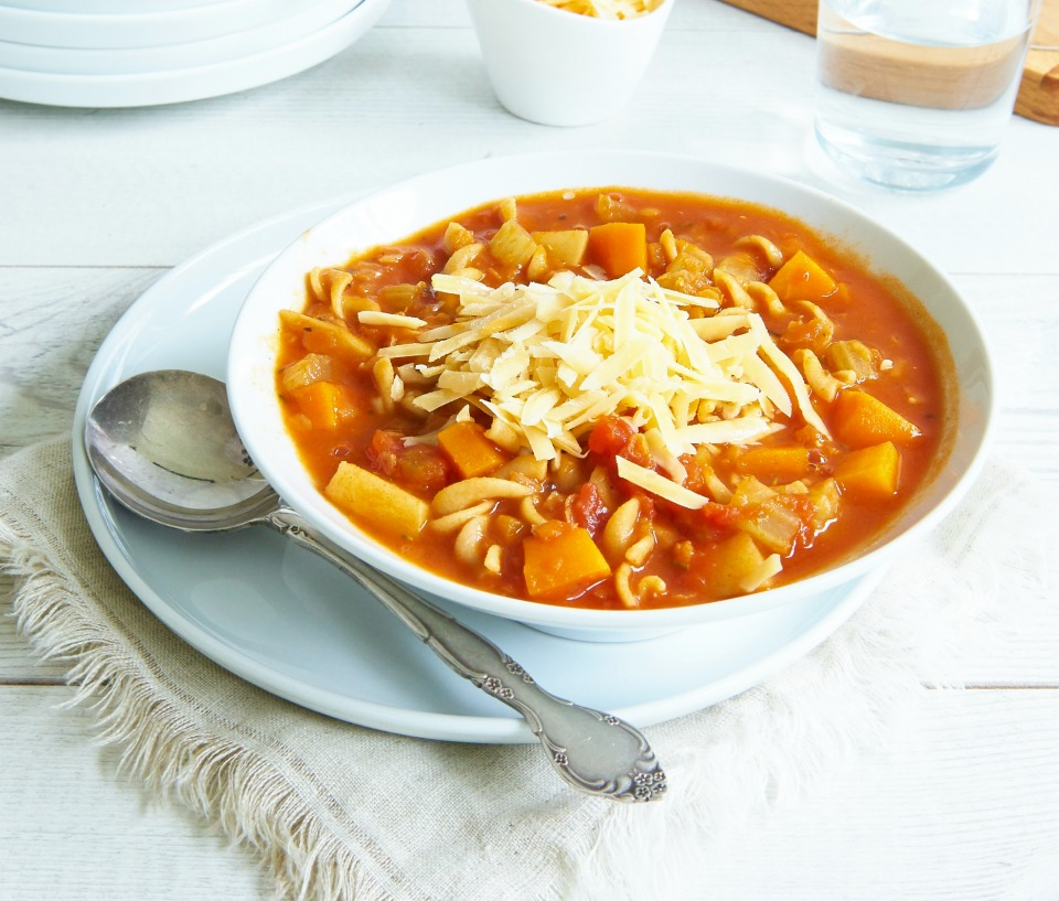 Autumn Minestrone