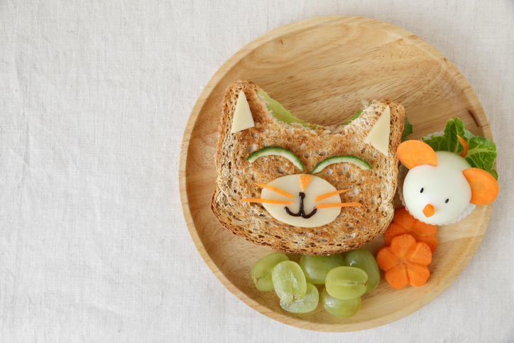 Getting The Balance Right - What Kids Should Really Be Eating