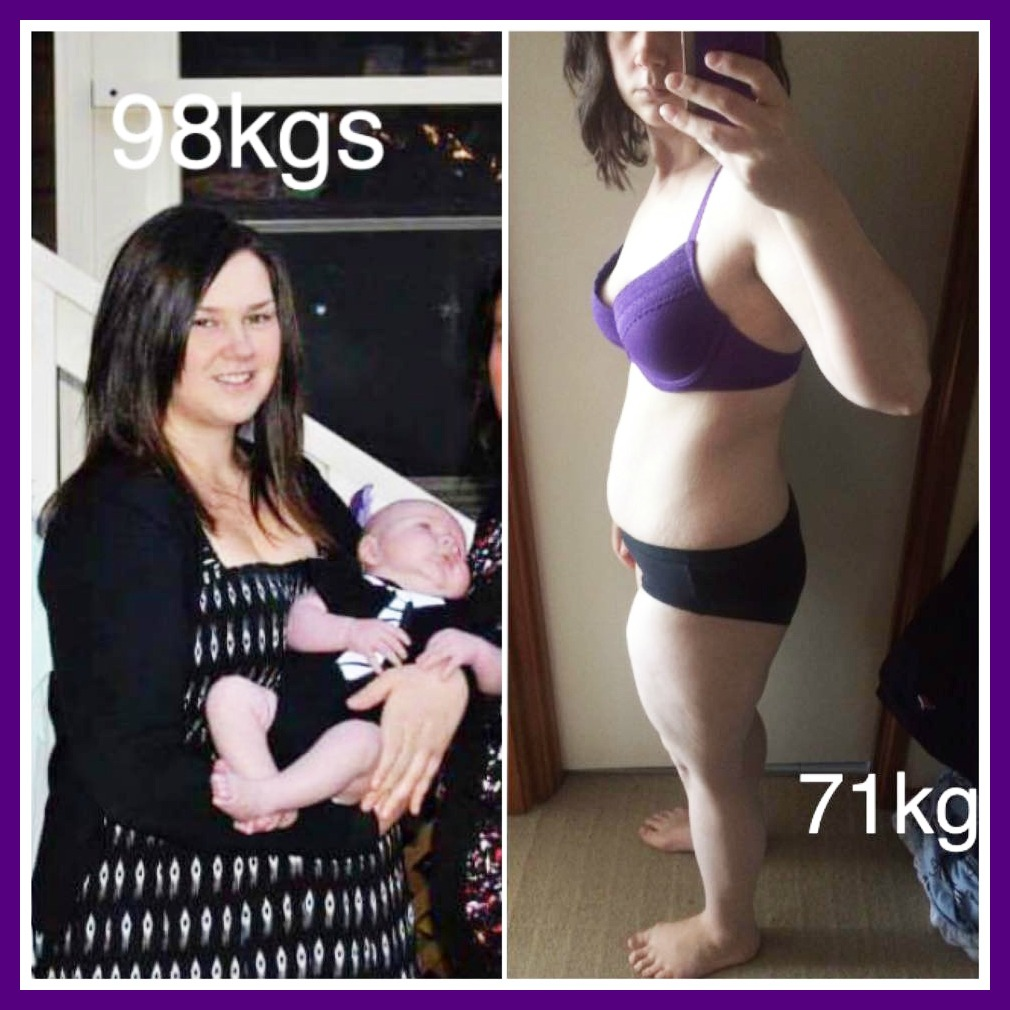 How These 5 Inspiring Mums Dropped More Than 25kgs* EACH! - Emily