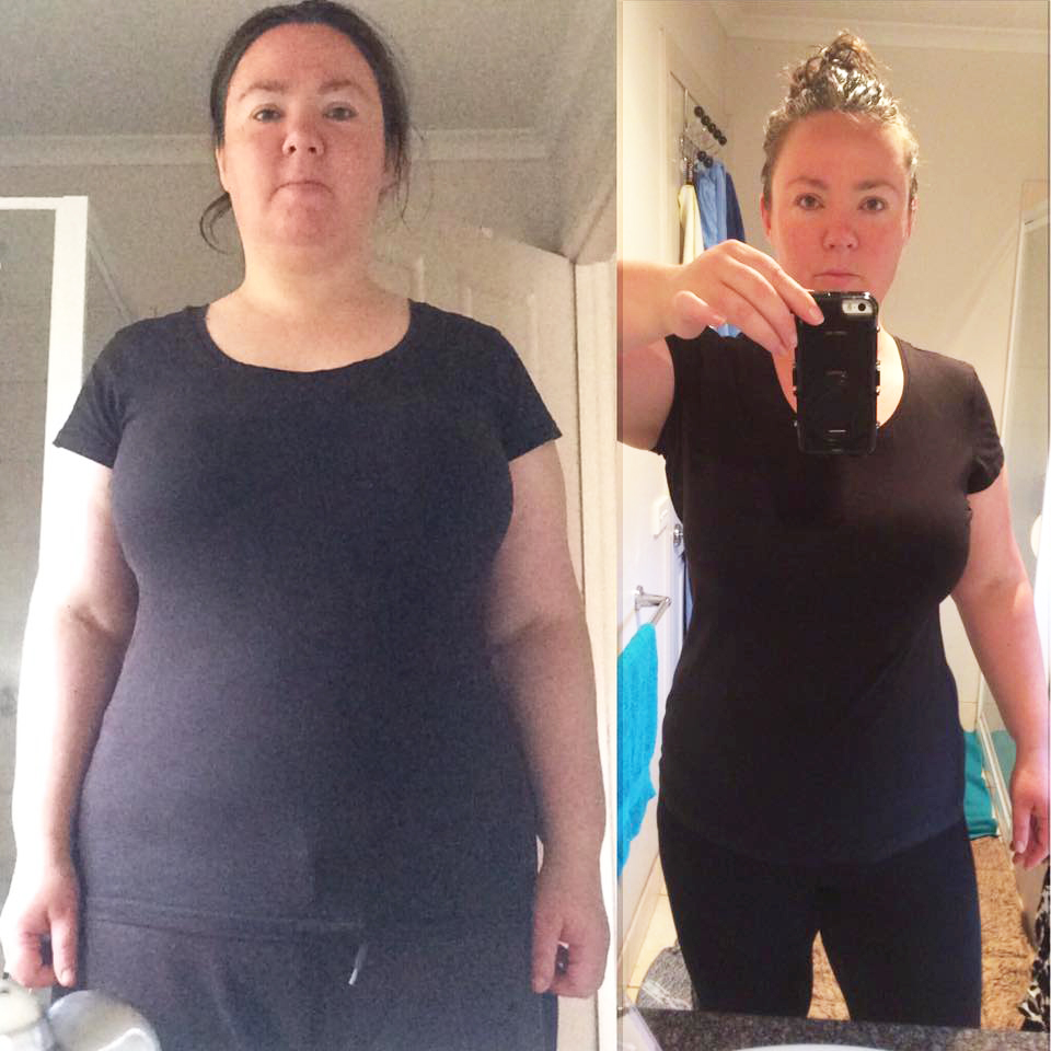 Kristy Has Lost 12kgs* Using THM Smoothies & Weight Loss Challenges