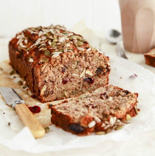 Nutty Breakfast Loaf