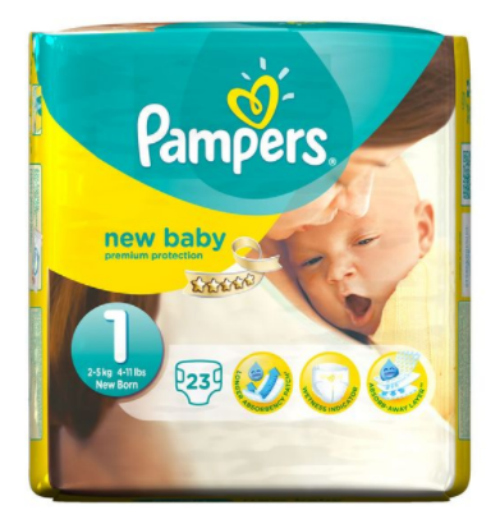 new baby nappies