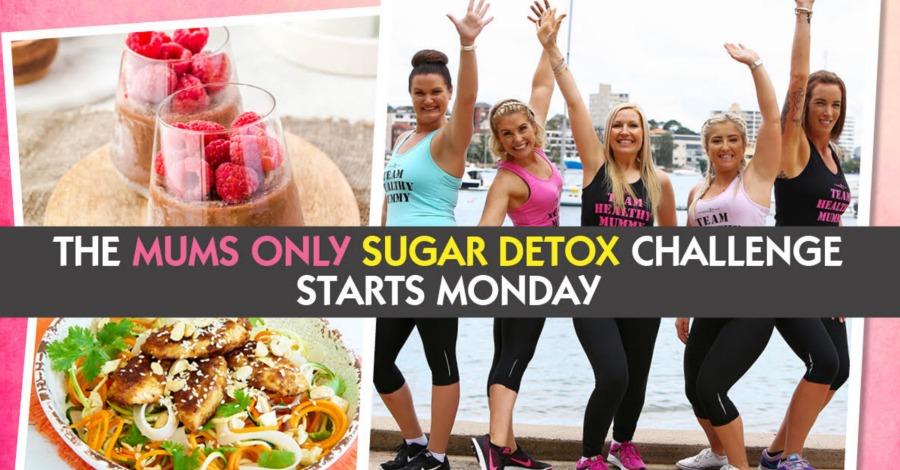 sugar detox monday
