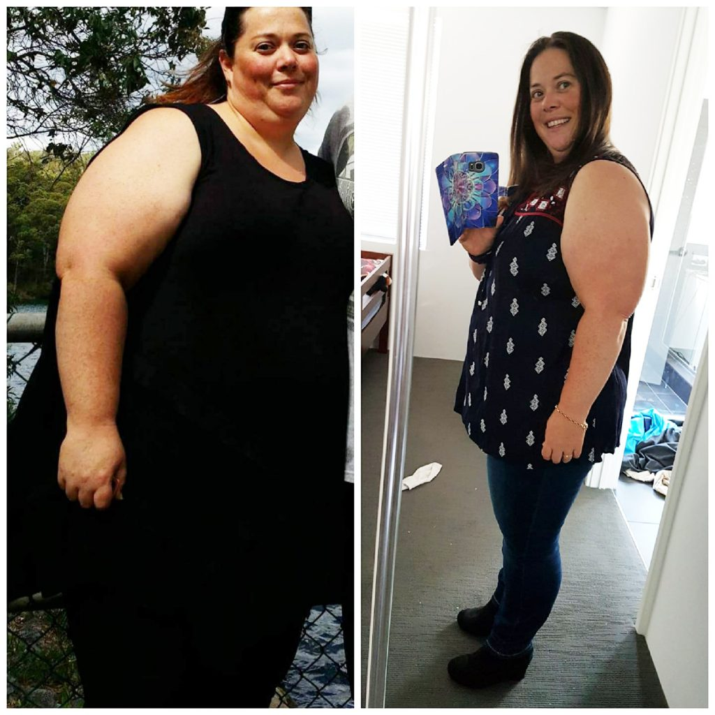 My Weight Loss Is Health Driven, I Want To Be Able To Keep Up With My Kids