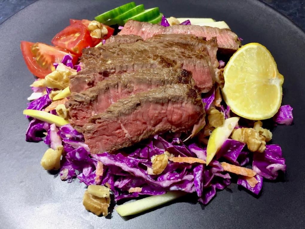 beef coleslaw