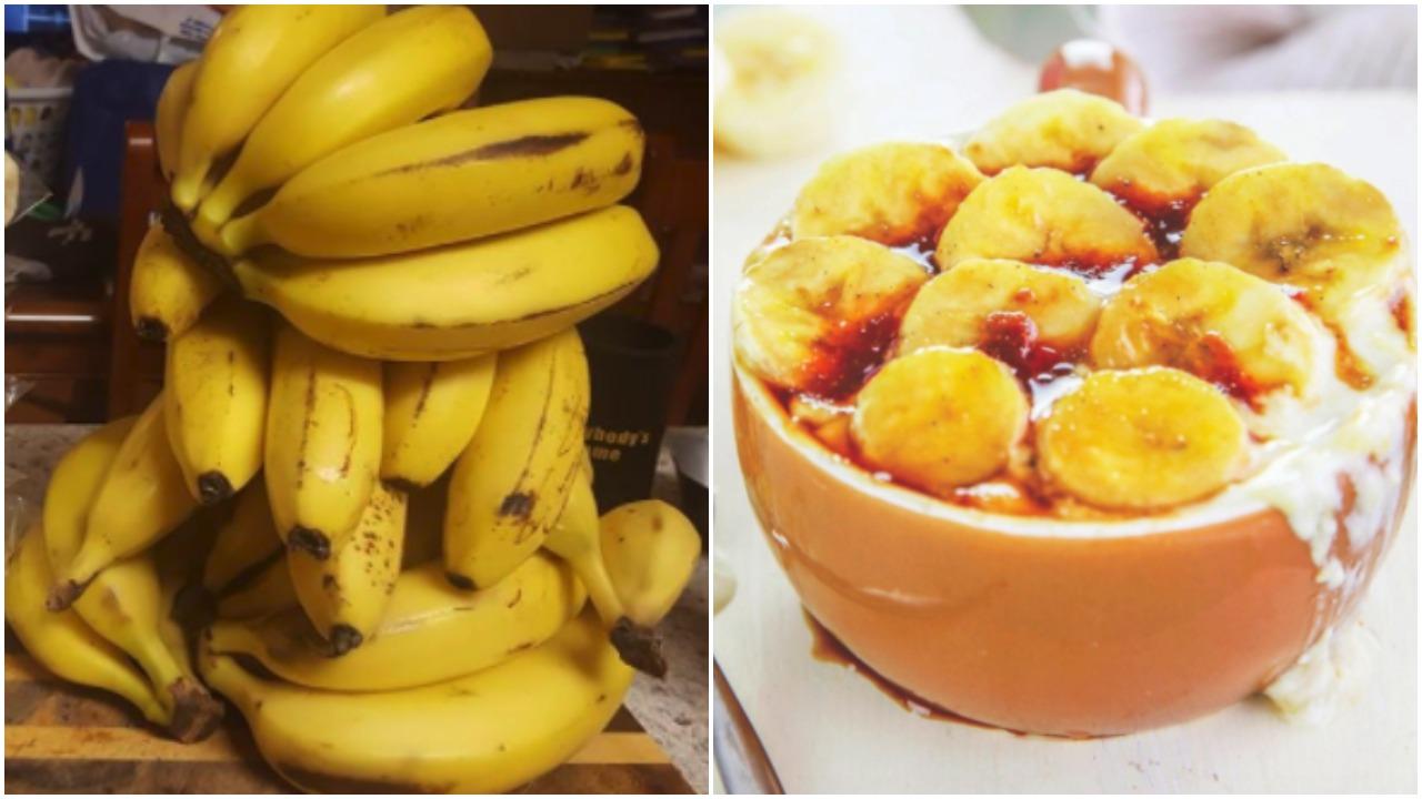 bananans Winter fruit