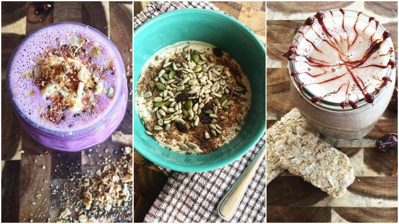 rae's healthier breakfast options