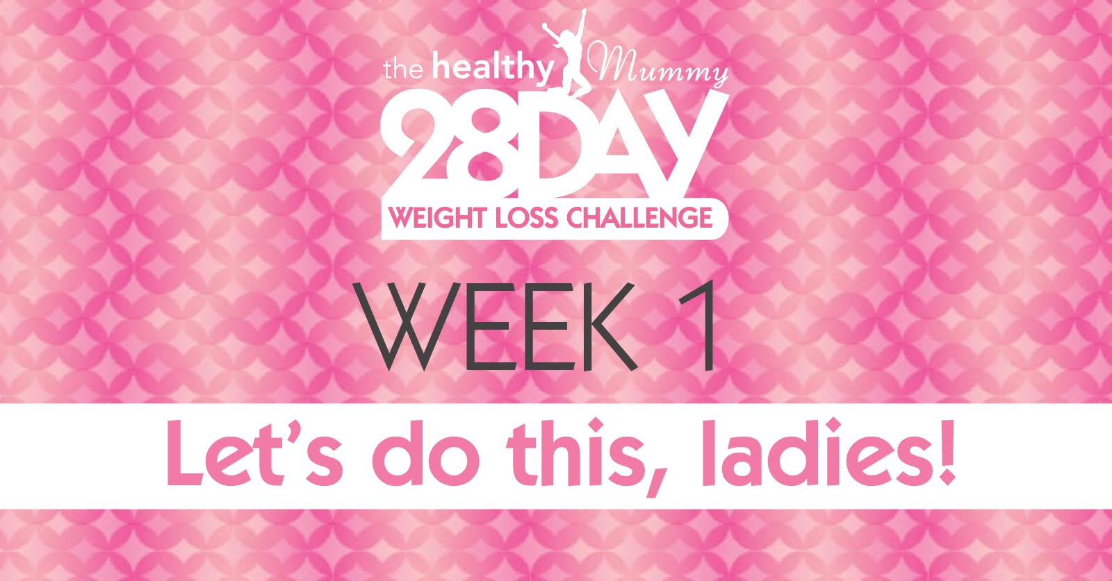 Woohoo! It's Week One Of The 28 Day WINTER WEIGHT LOSS ...