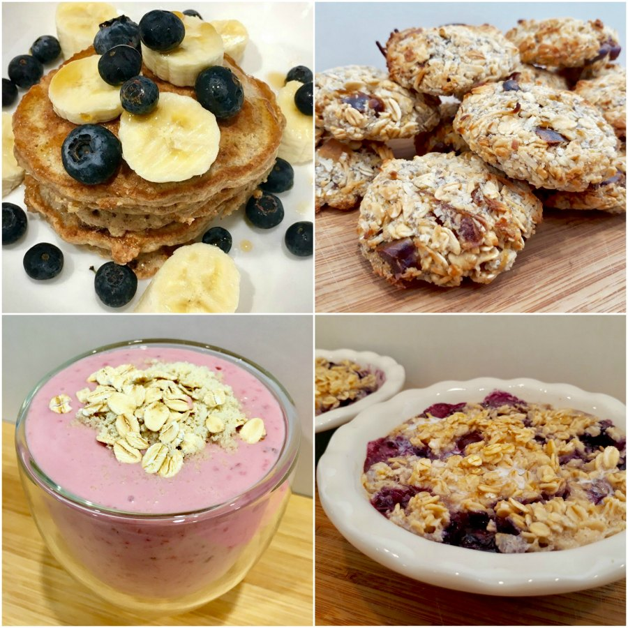 Oats Collage