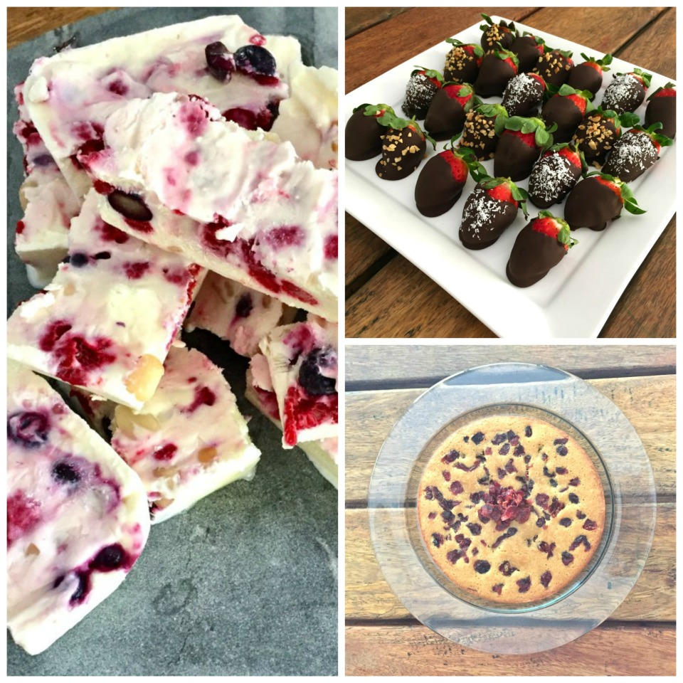 Healthy Desserts With 5 Ingredients