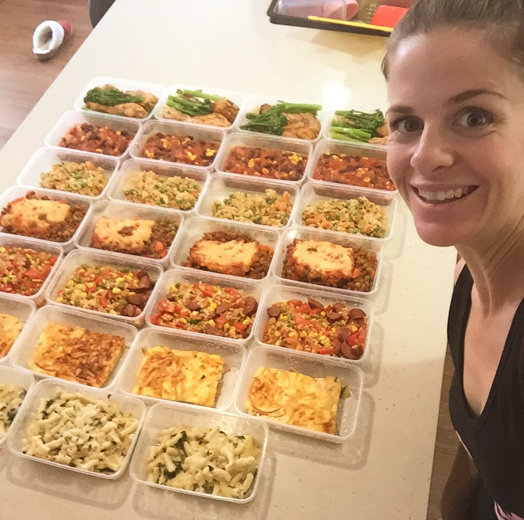 Stephanie meal prep