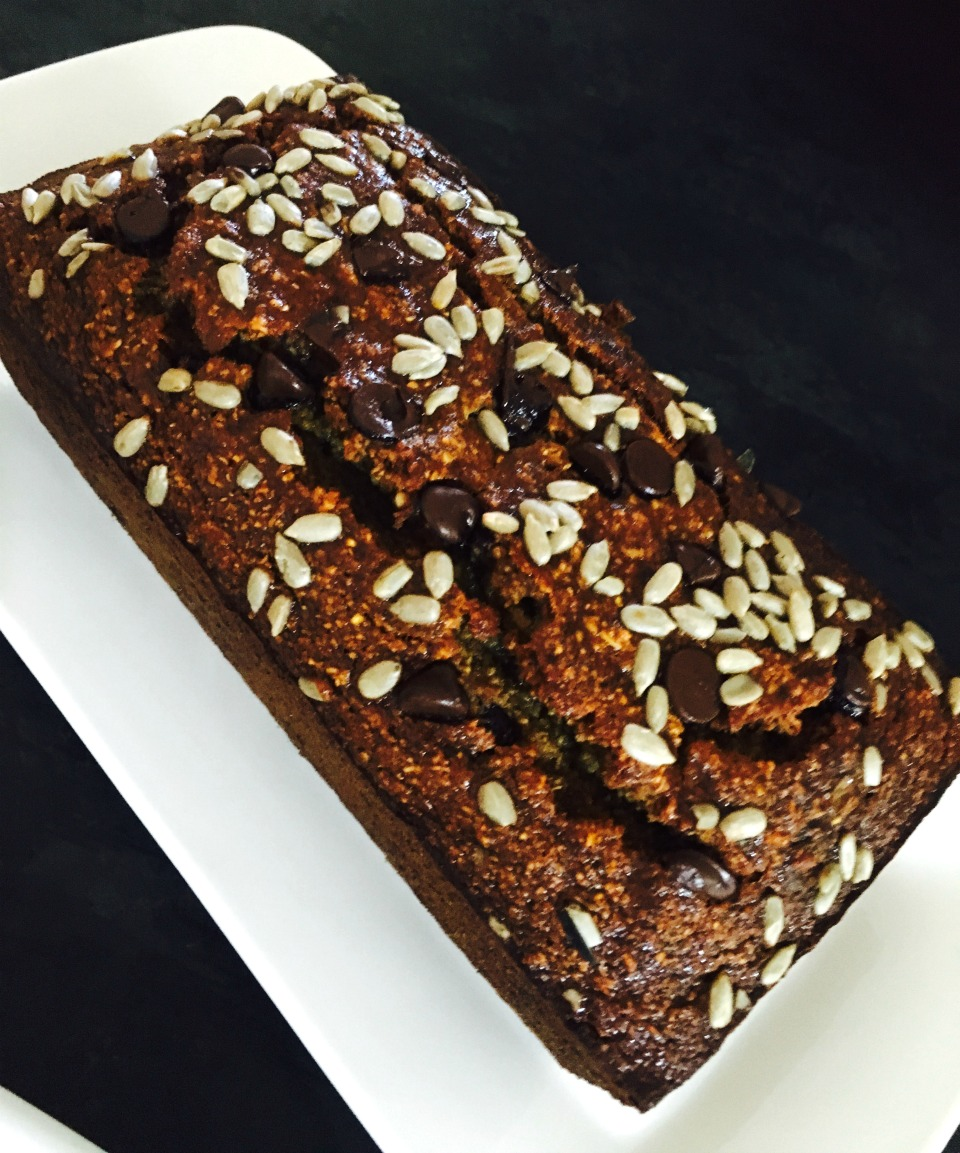 Healthy and freezable big batch banana bread