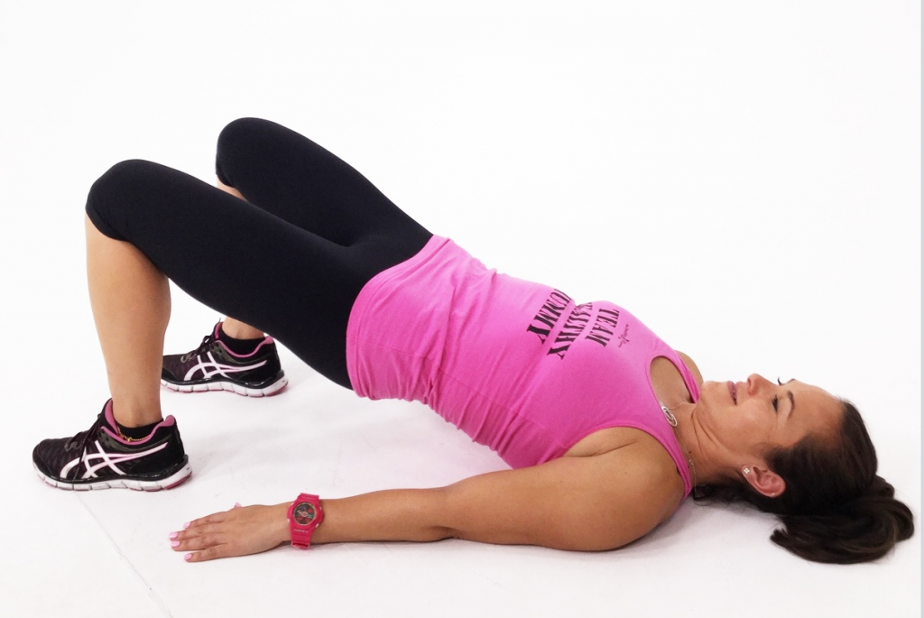 Tabata upwards plank