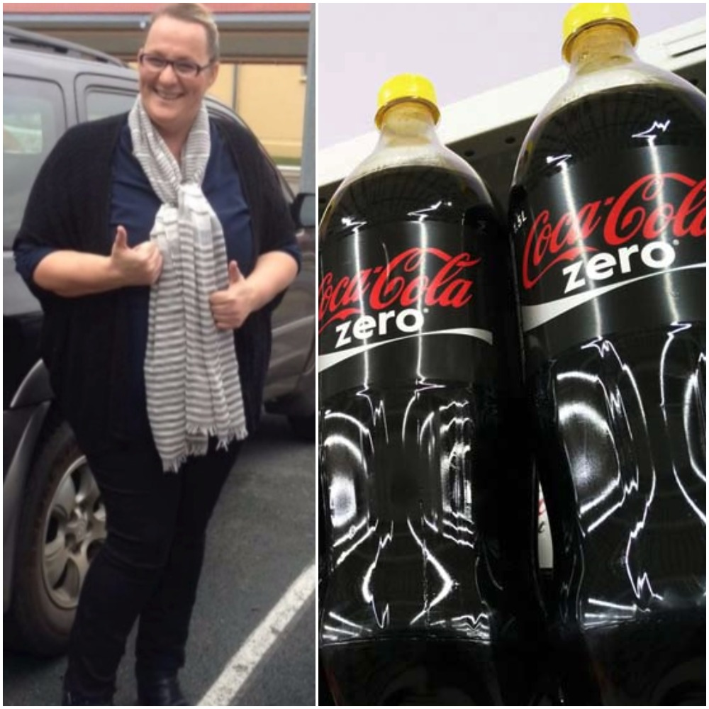 How quitting Coke Zero helped this mum lose 30kgs and save $3,500 a year!
