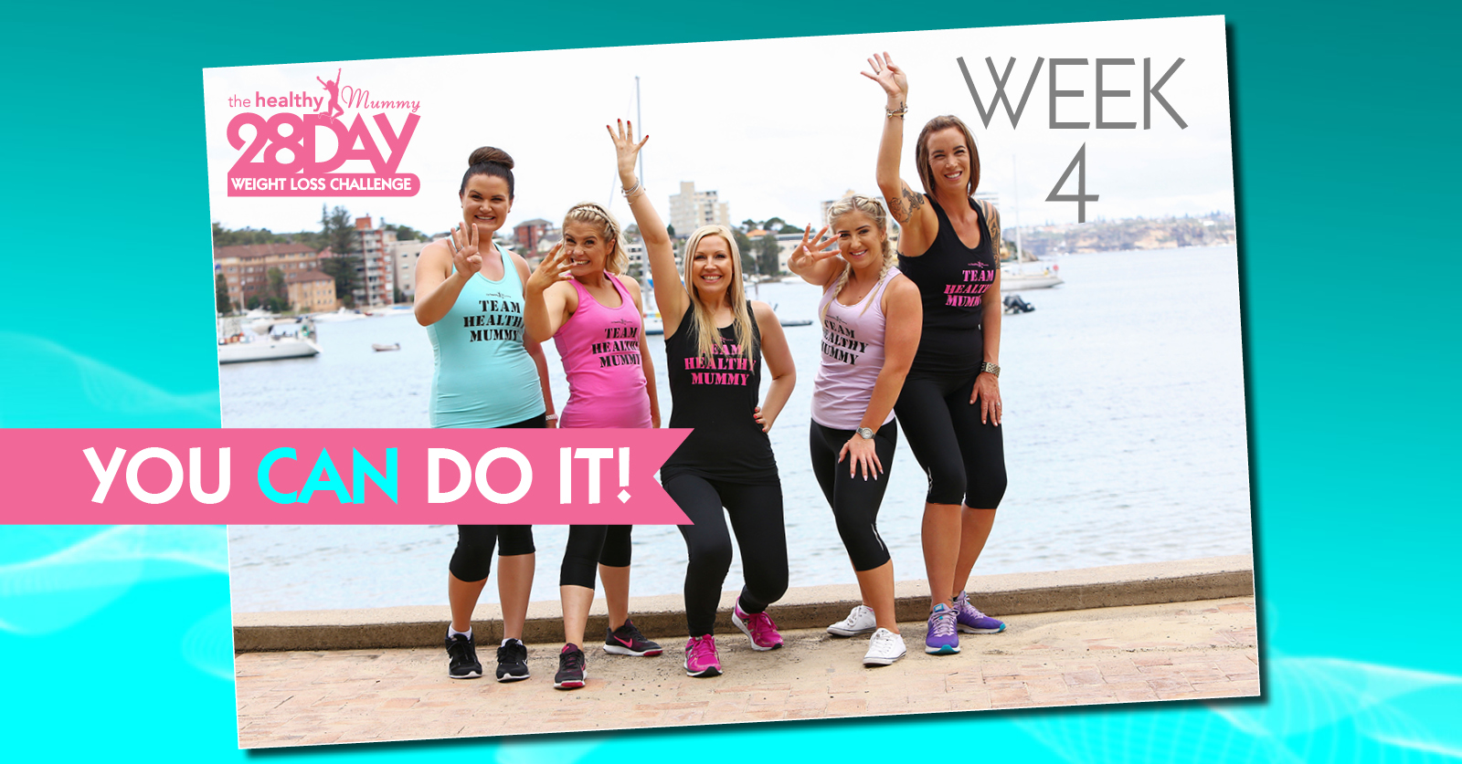 Ladies, Lets Get Ready To Smash Week 4 And Rev Up Our Metabolism Like Never  Before!