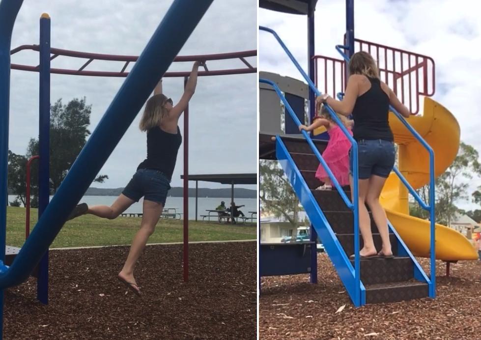 Kaitie playground