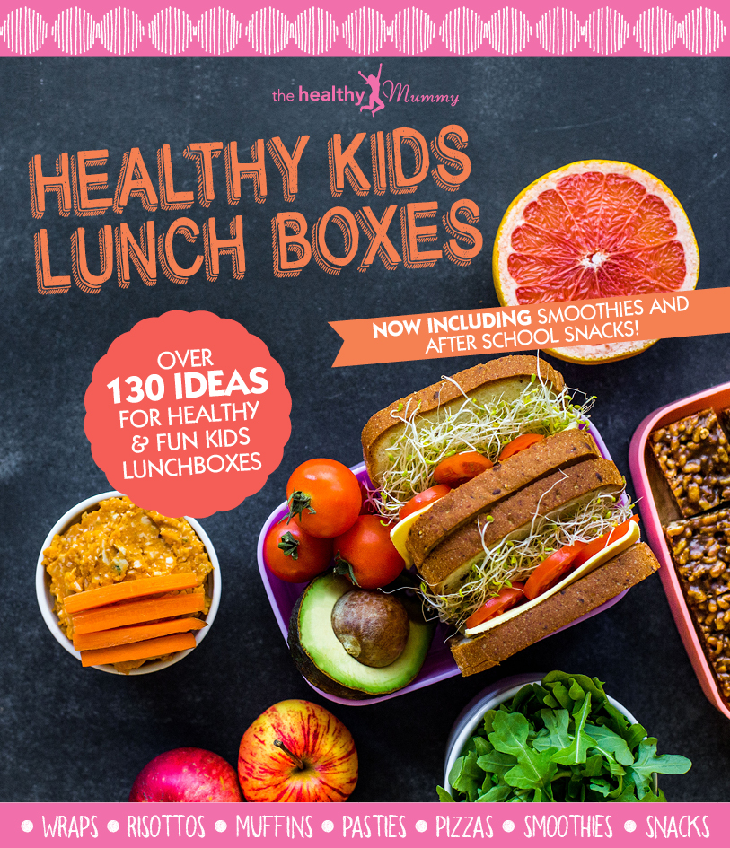 Book Cover School Lunches ~ Back to school healthy lunch box guide
