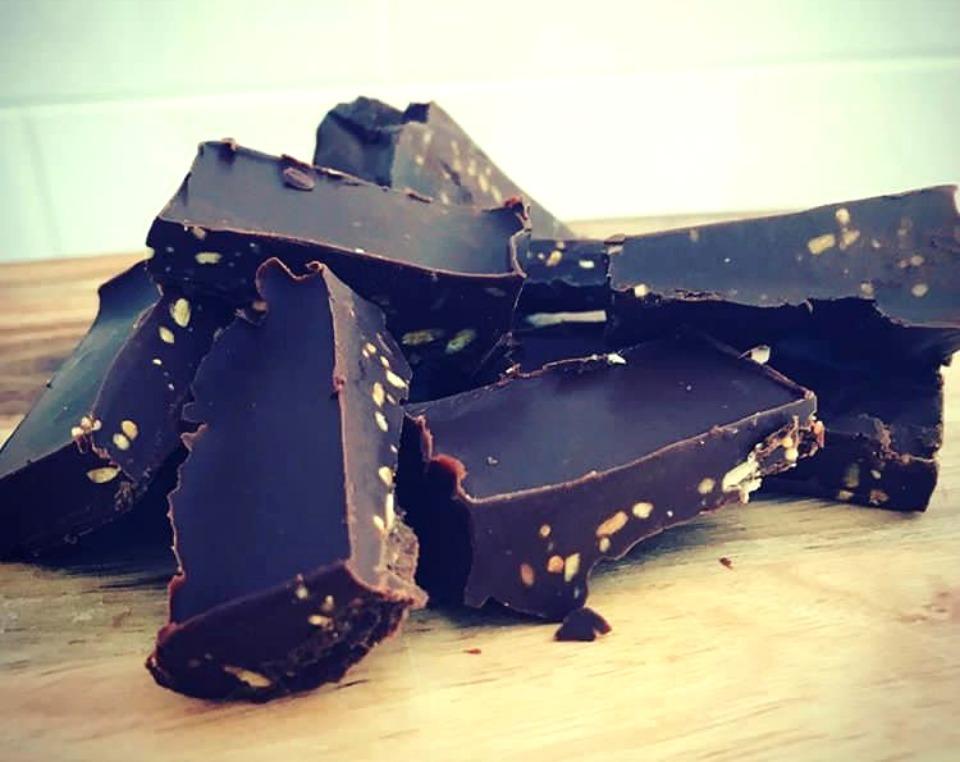 85 Calorie Toblerone Fudge