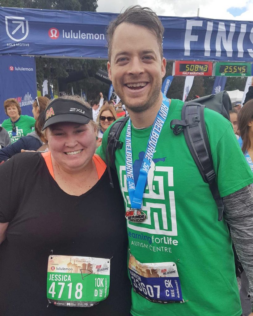 'I'll always gain one more day if I just don't give up.' This mum is the motivation you need!