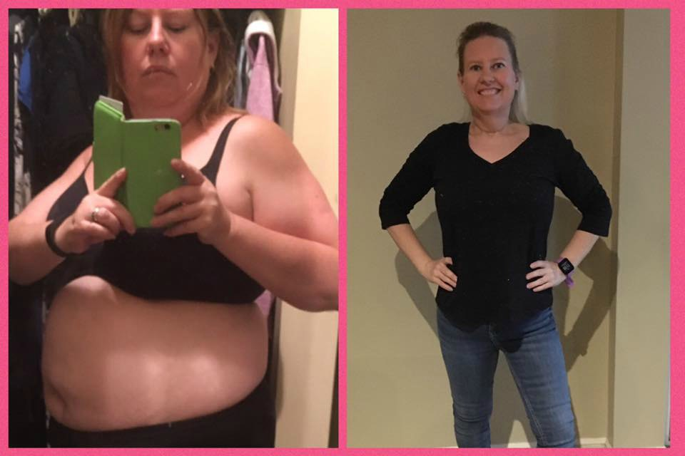 27kgs lighter and this mum is feeling better than she's felt in 20 years!