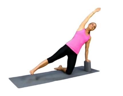 Pilates Knee Stand