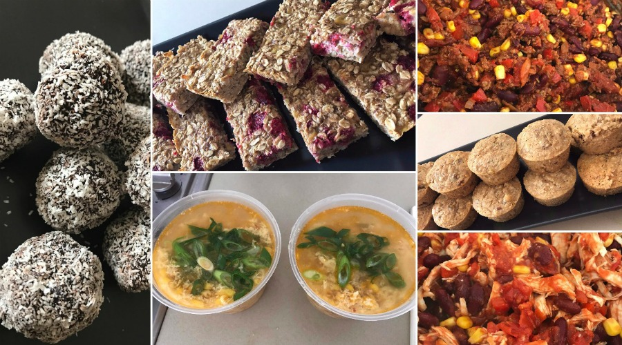 Mum spends $35.96 on 35 meals and snacks - that works out at around $1.03 per serving!