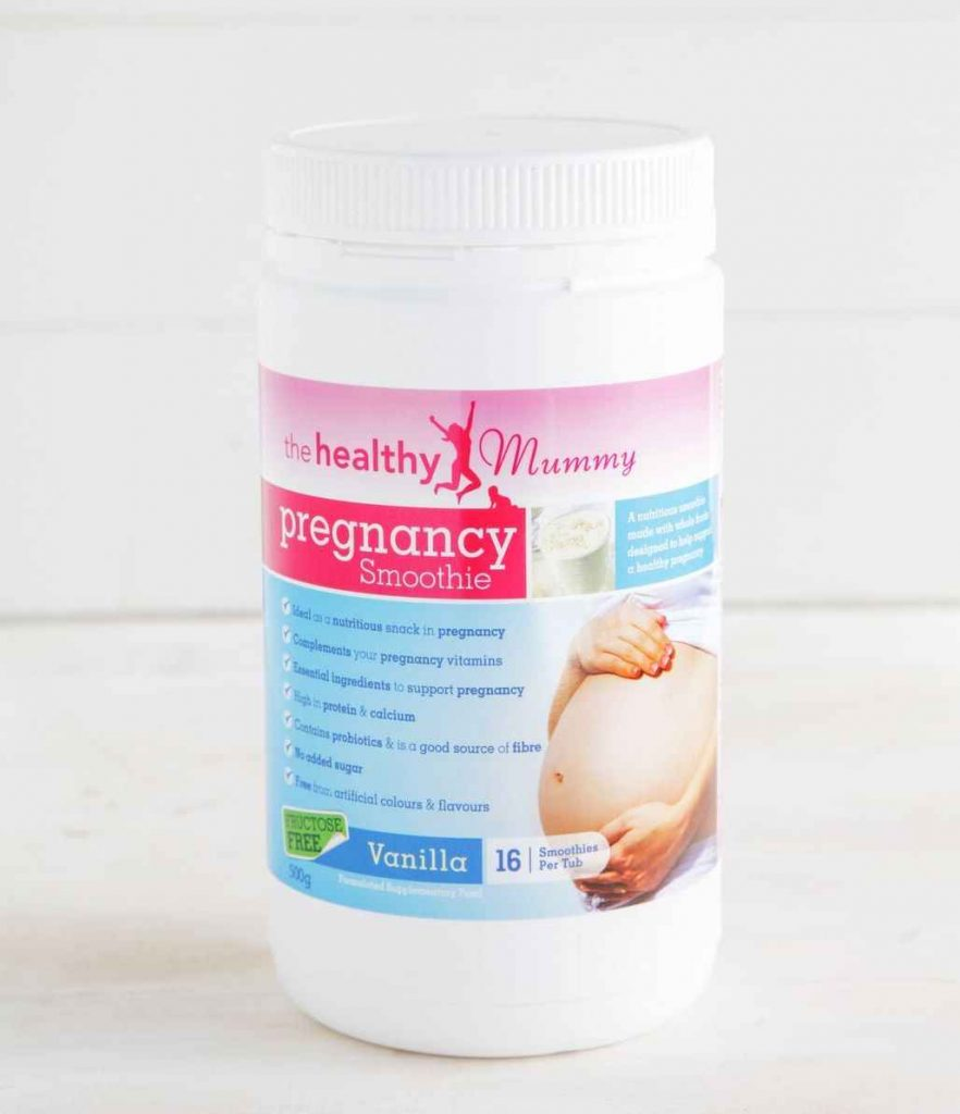highcompress-PregnancySmoothiePowder