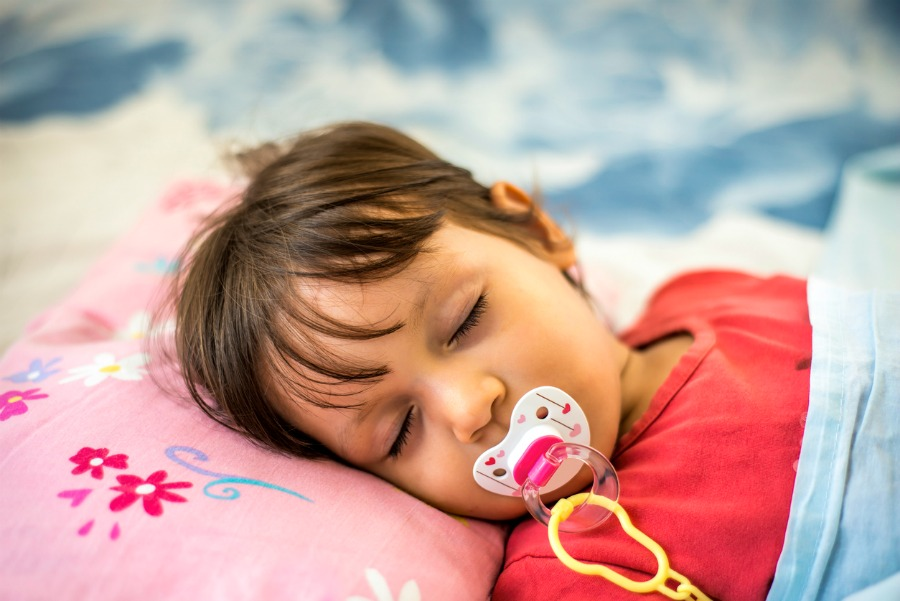 Research CONFIRMS kids ruin parents' sleep - here's how to get your child to sleep in their own bed!