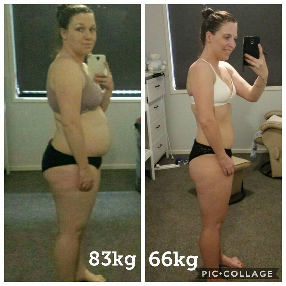 It's been a tough year but this mum is KEEN for summer after losing 17kgs!