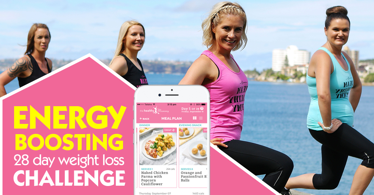 Energy Boosting Challenge Ad