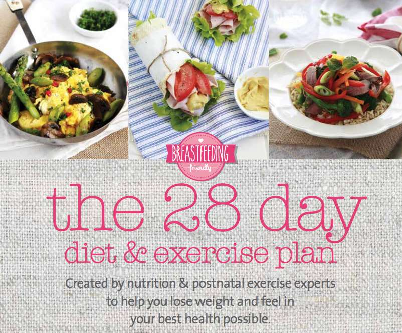 28 Day Weight Loss Plan