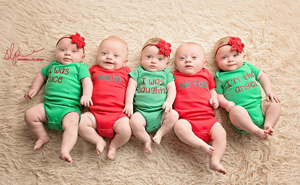 After struggling to conceive, this couple now has QUINTUPLETS (five babies)
