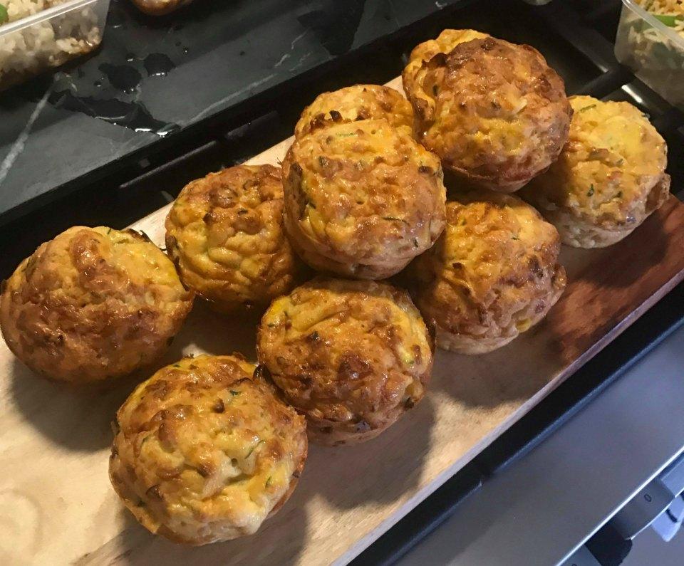 zuchinni-muffins