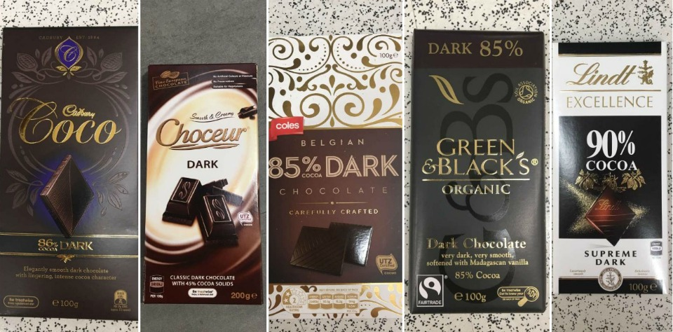 dark chocolate best