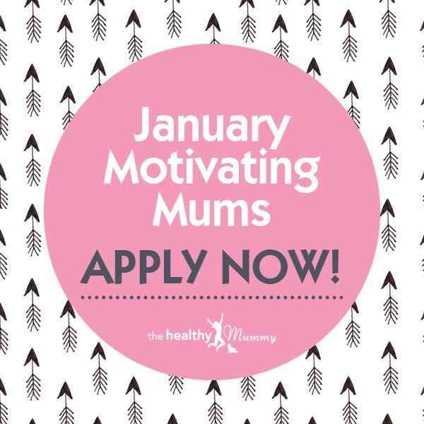 Motivating Mum Application