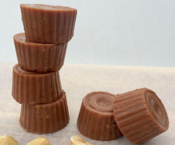 68 Calorie Choc Hazelnut Cups
