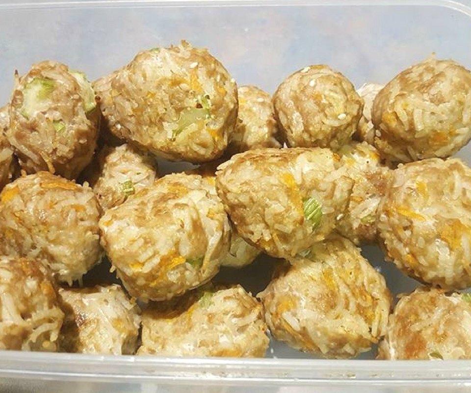 Asian Rice Balls 41