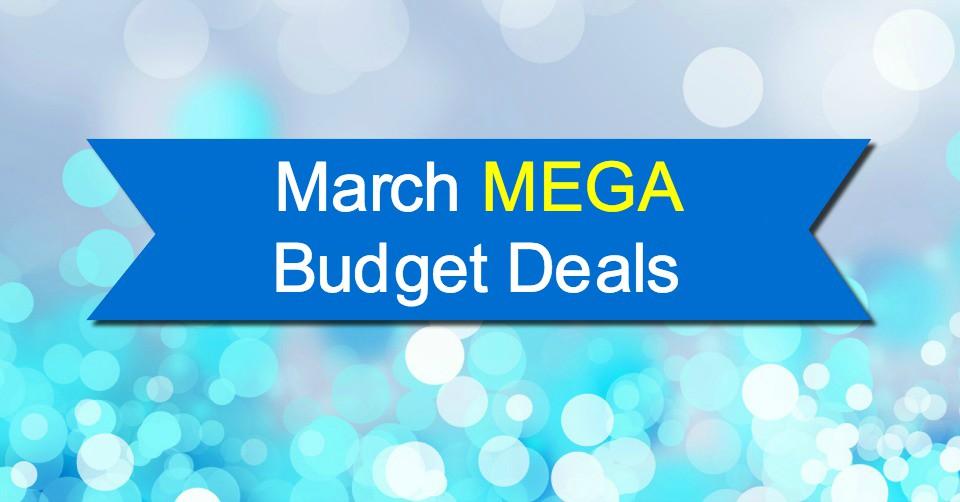 march budget deals