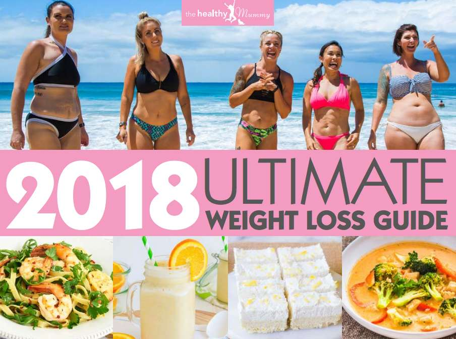ultimate weight loss cover